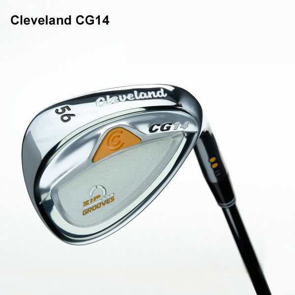 "Cleveland CG14                                              This stainless steel head — replaces CG11 — features a viscoelastic ""Gelback"" insert behind the hitting area to soften feel. Large ""zip grooves"" channel more debris than typical grooves to maximize spin. There's also more offset than in CG11 or CG12, based on feedback from Tour players. This puts your hands ahead of the ball, so you drive it lower. A wider, forgiving sole helps out of sand and reduces digging on touch shots. Loft/bounce: 46°/6°, 48°/6°, 50°/8°, 52°/10°, 54°/9°, 54°/12°, 56°/11°, 56°/14°, 58°/10°, 58°/12°, 60°/8°, 60°/12°. $109; clevelandgolf.com                                              • Go to Equipment Finder profile to tell us what you think and see what other GOLF.com readers said about this club."
