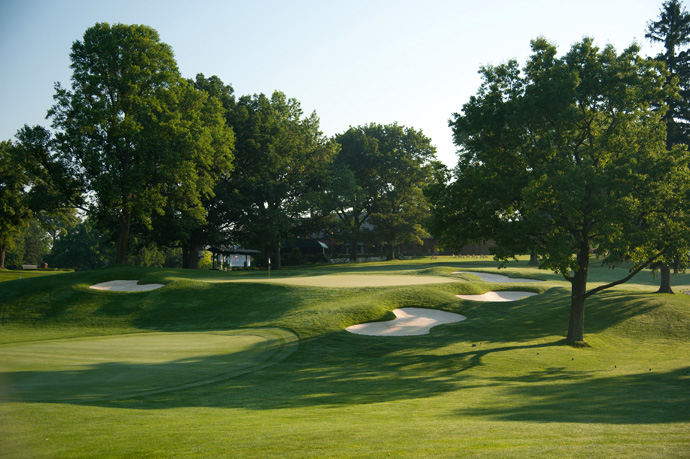 32. Oak Hill (East)                           Rochester, N.Y.More Top 100 Courses in the U.S.: 100-76 75-5150-2625-1