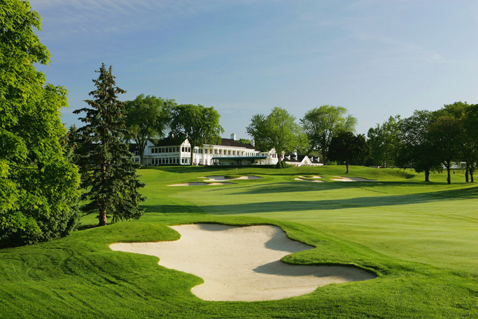 22. Oakland Hills (South)                           Bloomfield Hills, Mich.More Top 100 Courses in the U.S.: 100-76 75-5150-2625-1