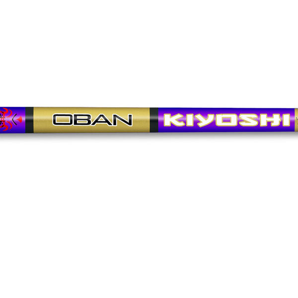 Oban Kiyoshi                       $350, obanshafts.com                       The company's fastest-growing shaft uses an Emersion Wrapped Frequency (EWF) process that combines high-modulus composite materials and ultra-thin carbon fiber sheets to promote higher-launching, lower-spinning shots. The Kiyoshi wood shafts come as light as 45 grams and advance up to 85 grams; there is also a slightly heavier Kiyoshi Hybrid shaft, Oban's first 100-gram offering for utility clubs.
