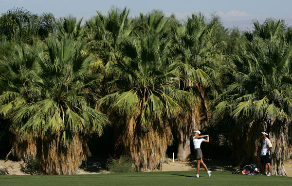 Michelle Wie shot another 79 and remained in last place.