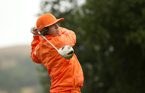 8. Rickie Fowler                                                      Followers: 51,553                           Twitter Handle: @RickieFowlerPGA                                                      Sample Tweet: GO TIME!!