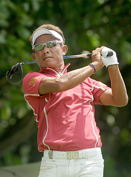 Thongchai Jaidee, a native of Thailand, shot a 66 in the opening round. The Asia Pacific Classic Malaysia is co-sanctioned by the Asian and PGA Tours. It is the first PGA Tour-sanctioned event in Southeast Asia.