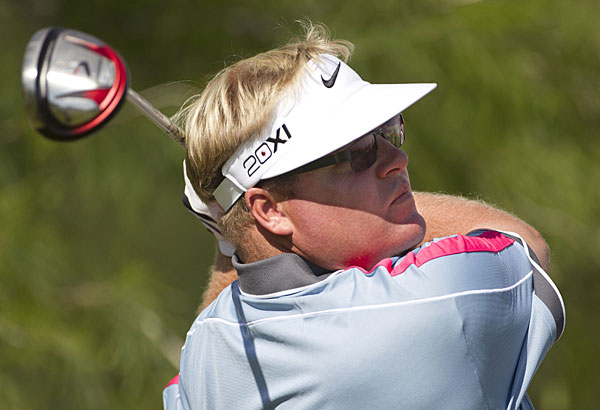 Carl Pettersson fired a 68 to finish T5.
