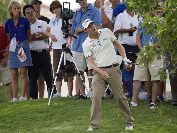 Nick Watney was trying to become the first player to win three events this season, but he came up short by two strokes.
