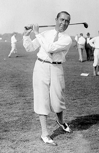 1. Walter Hagen, an 11-time major champion, was named to a list of the best-dressed Americans during his playing years. He was a sporting man and a clotheshorse who wore plus fours and two-tone shoes. Hagen traveled by chauffeured limousine and is said to have had a second limo exclusively for his clothes.                                                                                 MORE STYLE FROM GOLF.COM                                                      • Photos: How to look like a player                           • Photos: Copy the styles of Nicklaus, Hogan and Player
