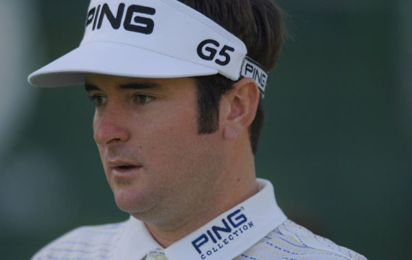 6. Bubba Watson and Tommy Armour III                                              Elvis Presley, Jerry Lee Lewis and Luke Perry made long sideburns famous. Bubba Watson and Tommy Armour III have brought the look to the Tour.