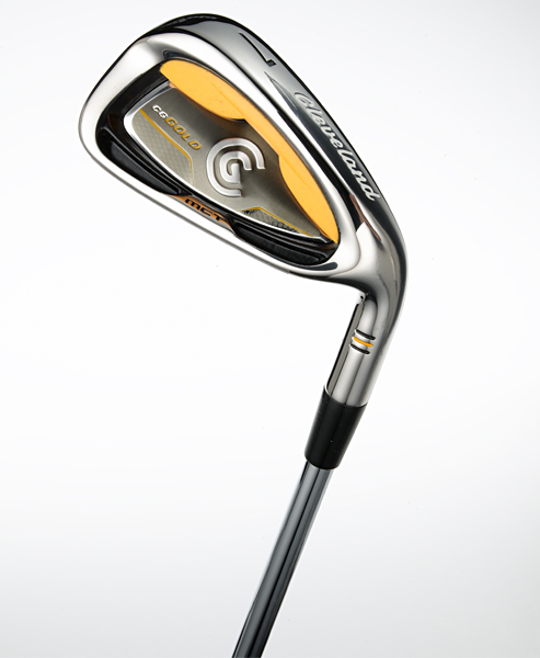 "Cleveland CG Gold                           It's for: Mid- and high-handicappers                           Two indentations, dubbed ""micro                           cavities,"" stiffen the topline while                           reducing weight. Cleveland believes that                           a rigid face (little to no distortion) at                           impact delivers consistent shot-to-shot                           performance. Making the topline lighter                           (by 10 grams) means extra mass lower                           and back from the face to enhance                           head stability. A viscoelastic material                           (yellow) behind the hitting area muffles                           vibration. Skilled players will take to CG                           Red, due to its compact head, thinner                           topline, less offset and firmer feel.                                                      $599, steel; $699, graphite;                           clevelandgolf.com                                                      • Go to Equipment Finder profile to tell us what you think and see what other GOLF.com readers said about this club."