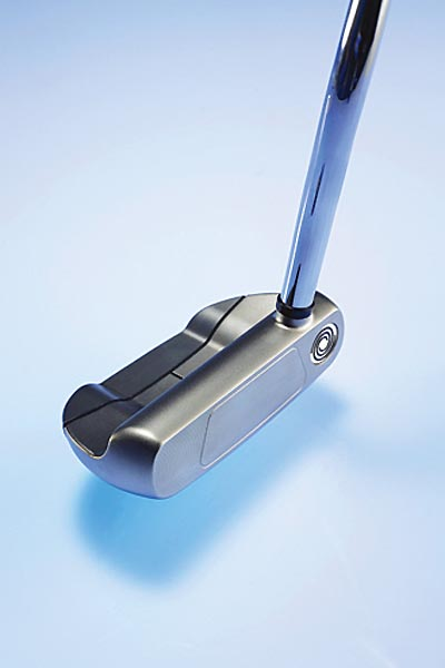 """Odyssey Black Series #3$300; odysseygolf.com                                                       The company line """"The non-insert, milled face is made of 1025 carbon steel. The rear tungsten flange moves weight low and deeper in the clubhead to improve roll.""""                                                      Pros: """"Smaller-than-average mallet invokes a sense of confidence akin to classic blades.""""                           --Adam Zisserman (handicap 11)                           """"Nicest roll of the putters tested.""""                           --Rich Sullivan (12)                           """"The textured grip is tacky and gives good feedback into the hands.""""                           --Dan DeVries (14)                           """"A muted, yet powerful feel.""""                           --Jon Kotraba (10)                           """"Excellent sight aid assures you that misses are due to mechanics, not poor aim.""""                           --Dave Doctora (7)                           """"Mis-hits do not stray dramatically off-path. Couldn't miss inside 10 feet.""""                           --Andy Simon (25)                                                      Cons: """"Biggest knock is it lacks one scintillating, standout feature.""""                           --Michael Kaye (14)"""