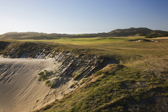 88. Old Macdonald                           Bandon, Ore.                           More Top 100 Courses in the World: 100-76 75-5150-2625-1