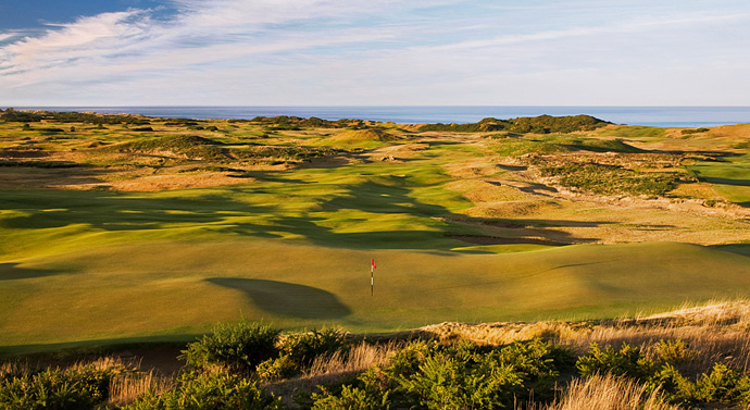 "Bandon Dunes Golf Resort -- Bandon, Ore.                           If you build it, they will come - provided they can get a tee time. From Day 1 in the spring of 1999, passionate course connoisseurs have flocked to Bandon Dunes Resort, the greatest ""must-play"" public course mecca ever built in the United States."