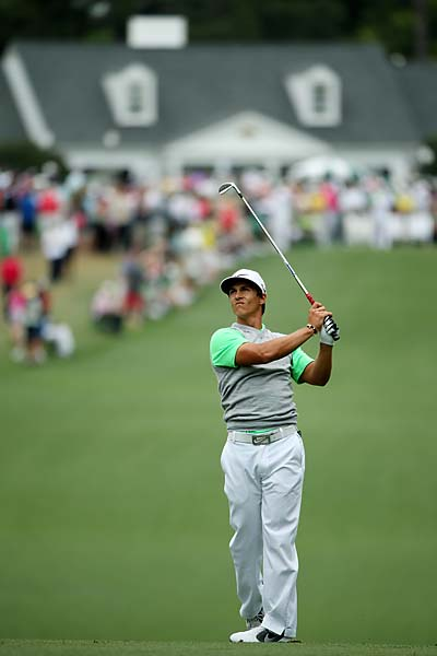 """Thorbjorn Olesen: B                           Cameron Morfit says:He's only 23, so why do we get the feeling we're going to be seeing this kid from Denmark in a green jacket someday? Answer: Because after a horrendous opening-round 78, which he somehow carded on the easiest scoring day, """"Thor"""" climbed his way back from the bottom of the leaderboard with scores of 70-68-68 and finished in a two-way tie for sixth."""