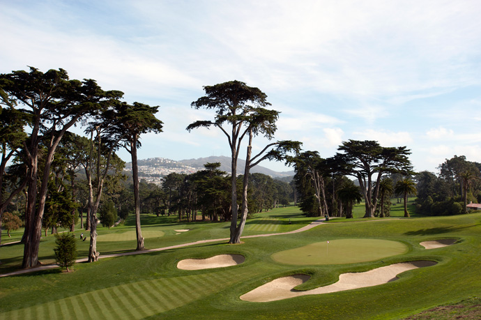 57. Olympic (Lake)San Francisco, Calif.                       More Top 100 Courses in the World: 100-76 75-5150-2625-1