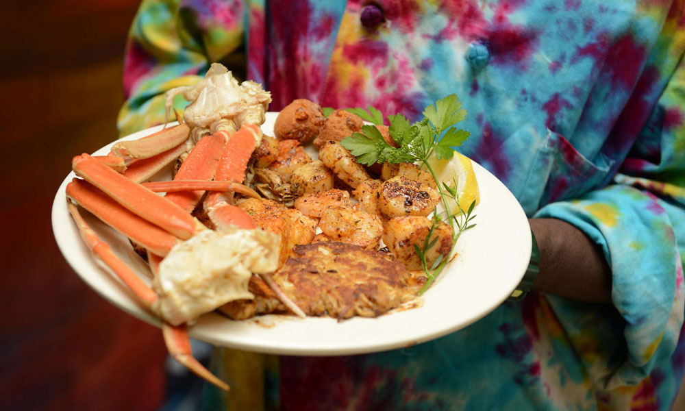 For more information on Chef David and the Roast Fish and Cornbread restaurant visit roastfishandcornbread.com