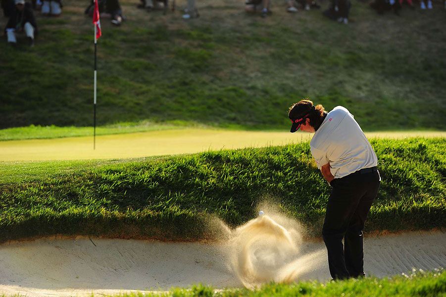 Masters champ Bubba Watson shot 78-71 and missed the cut.