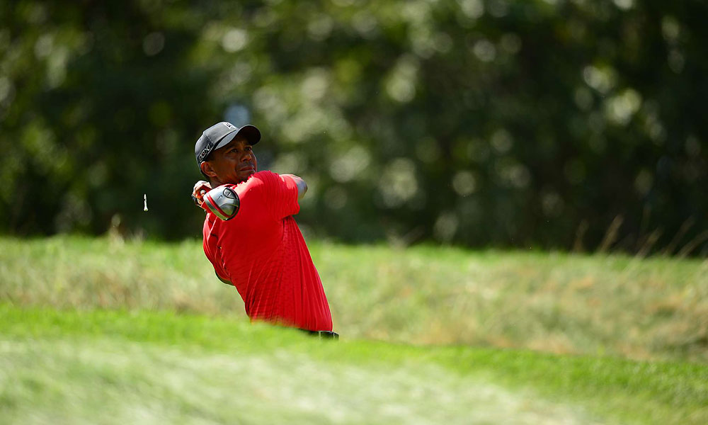 Woods carded a 76 and also tied for 38th.