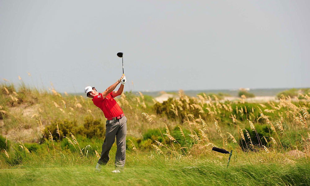 McIlroy shot a six-under 66 in the final round.