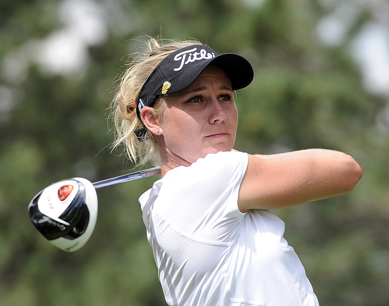 Ryann O'Toole                       O'Toole was a captain's pick for the 2011 U.S. Solheim Cup team in her rookie season.