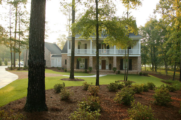 Classic home on Champions Retreat Golf Club                           Location: Evans, Ga.                           Price: $1,470,000                                                      This home is on 1.73 acres, overlooking the first fairway of the Gary Player Course at Champions Retreat Golf Club.                                                       The property is listed with Meybohm Realtors
