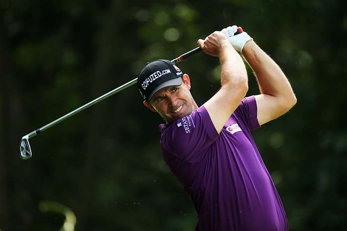 """[The Tour] eats them up. As good as they are, and we see them on the range and we go, I'd love to hit the golf ball like that guy or that kid or whatever, and six months later he's struggling for his card and he's gone off the Tour.""                       --Padraig Harrington on how difficult it is for young players to get comfortable on the PGA Tour."