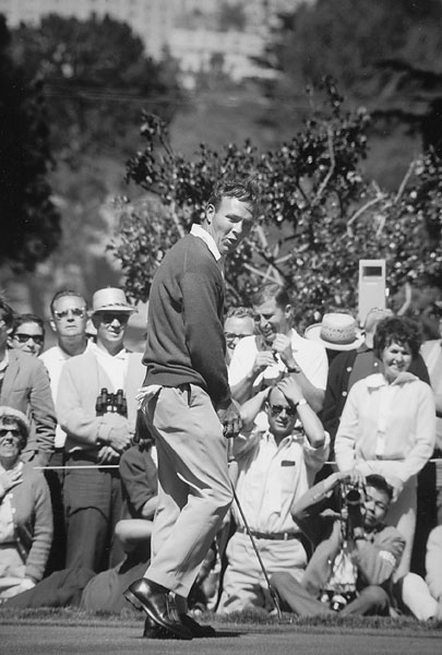 The U.S. Open returned to the Olympic Club again in 1966.