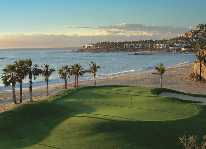 One & Only Palmilla, Los Cabos                           Now 22 years old, the course that got the Cabo golf ball rolling dishes out three Jack Nicklaus desert-tinged, canyon-strewn nines. The entire Ocean nine is a fun, varied romp among cactus-covered slopes and high-priced real estate. The other nines are equally strong.
