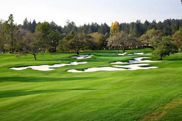 No. 11: Pasatiempo Golf Club; Santa Cruz, Calif.                           Designer: Alister MacKenzie