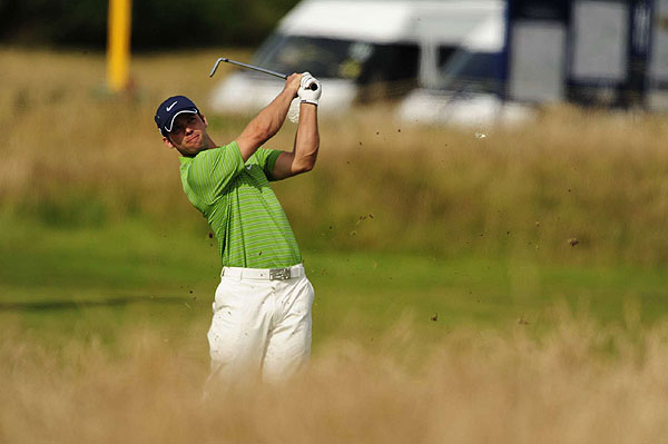 Paul Casey, who has three wins under his belt this year, shot a two-under 68.