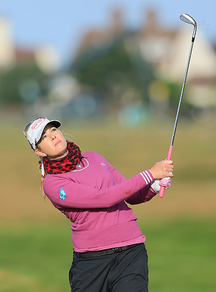 Creamer, who has not won since the 2010 U.S. Open, lost last week's Kingsmill Championship in a playoff.
