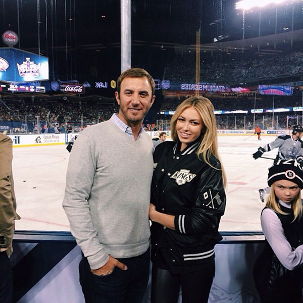 @djohnsonpga: Kings Dodgers stadium @paulinagretzky