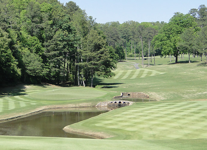 68.  Peachtree                           Atlanta, Ga.More Top 100 Courses in the U.S.: 100-76 75-5150-2625-1
