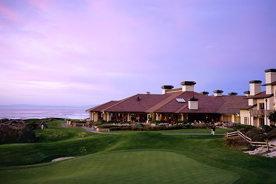 10. Pebble Beach Resorts -- Pebble Beach, Calif. -- pebblebeach.com