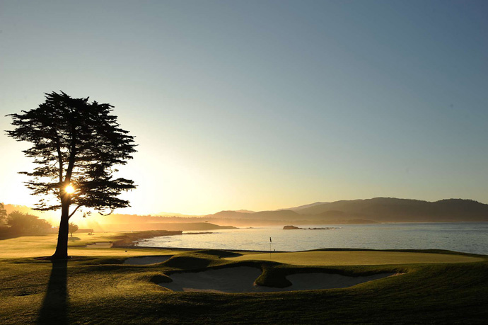 5. Pebble Beach                           Pebble Beach, Calif.More Top 100 Courses in the U.S.: 100-76 75-5150-2625-1