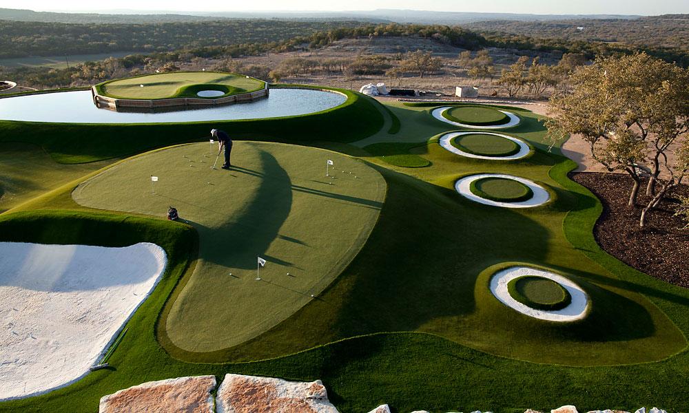 dave pelz 39 s golfer 39 s paradise