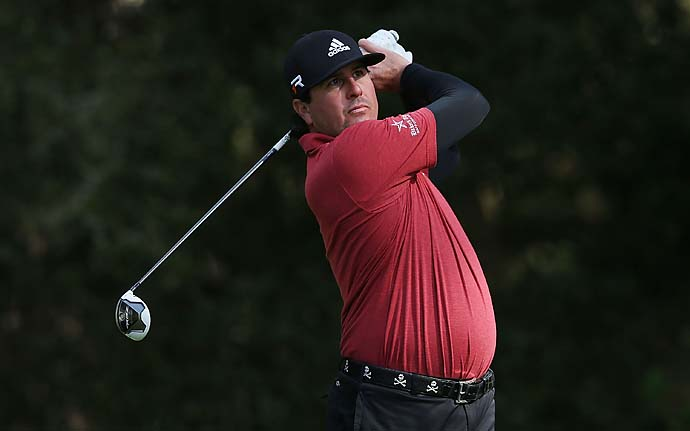 """He's the one with that temper.""                       --Hilton Head fan describing noted PGA Tour hothead Pat Perez."