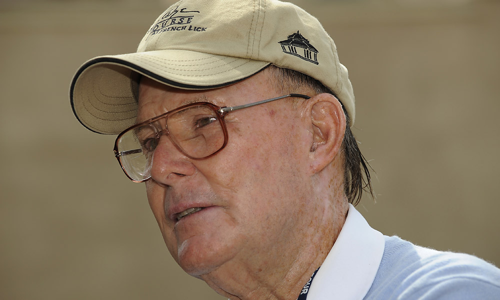 """Even at 86, Pete Dye isn't the retiring kind. The visionary designer of TPC Sawgrass (Stadium), host of this month's Players Championship, is as busy as ever. Among other projects, he's currently tweaking Kiawah Island's Ocean Course and Whistling Straits for the 2012 and 2015 PGA Championships, respectively. Fifty years after completing his first 18-hole course, the """"Marquis de Sod"""" takes a photographic stroll down memory lane."""