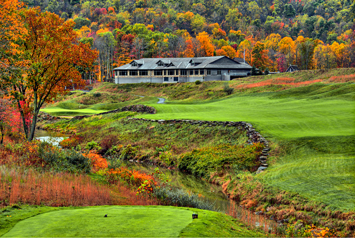Pete Dye Golf Club                       Bridgeport, W. Va.                       pacificlinks.com