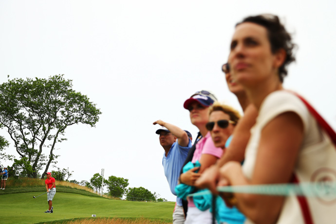Suzann Pettersen missed the cut after rounds of 76-78.