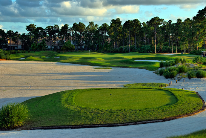 PGA Golf Club (Dye)                           Port St. Lucie, Fla.                           pgavillage.com