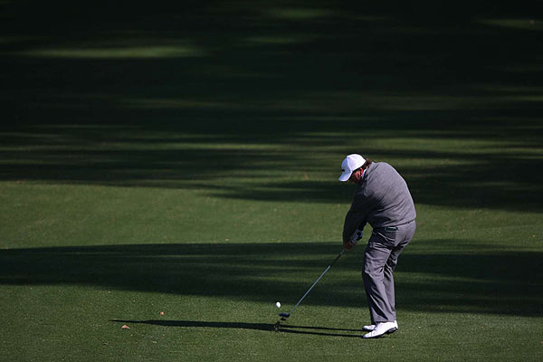 Mickelson missed the cut last week in the Shell Houston Open.