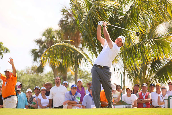 Final Round of WGC-CA Championship                           Phil Mickelson picked up his 36th career victory in a one-stroke win over Nick Watney at Doral.