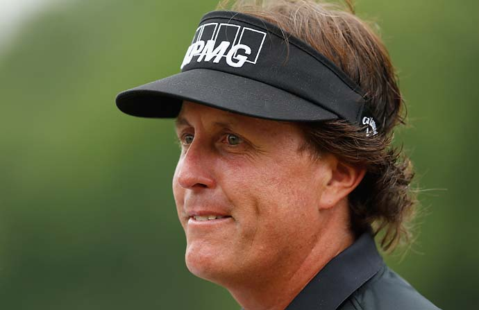 """I've played well so many times in that tournament, that I believe it will happen soon.""                           Phil Mickelson"