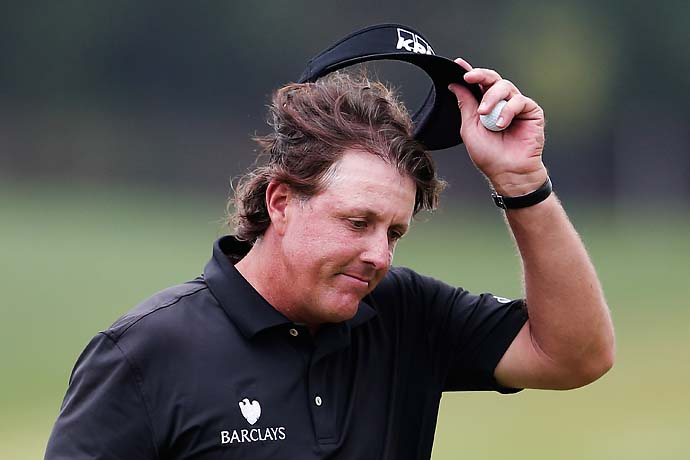 """""""I want to be an Olympic athlete. I think it would be really cool. I think it would be a life experience. It would be something that I never thought would happen because golf's never been in the Olympics.""""                           --Phil Mickelson on what he's looking forward to in his career."""