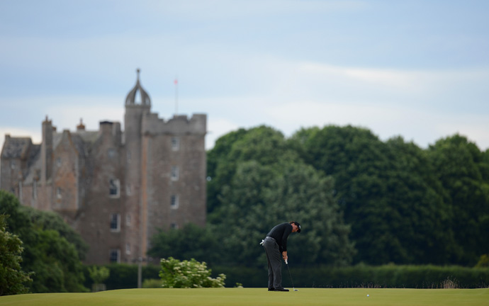 Mickelson rebounded a month later with his first win on a links course at the 2013 Scottish Open at Castle Stuart.