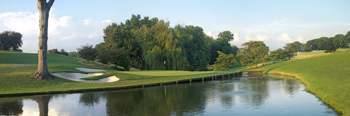 Philadelphia C.C. -- Gladwyne, Pa.                       Like Merion, it's a classic test of golf with a knack for producing pedigree winners (Bryon Nelson won the U.S. Open here in 1939). Here's another connection. In 2005, it hosted qualifying rounds for the U.S. Amateur at Merion. The average score in those rounds? 74.2.