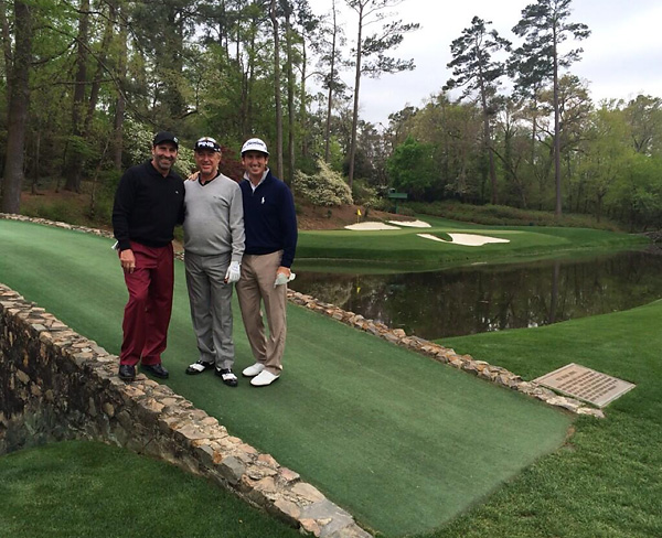 @gfcgolf                        We are finally here! #MastersWeek