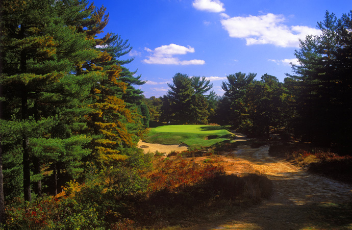 PINE VALLEY (No. 1 U.S.; No. 1 World)                           Routinely ranked as the finest layout on the planet, the course sits at the pinnacle of insider prestige. But that's not all that makes it hard penetrate. Pine Valley members, who number more than 900, are scattered around the world, and their guests are not allowed to play the course without them. To land a tee time, you not only need connections. You need to coordinate some busy schedules.