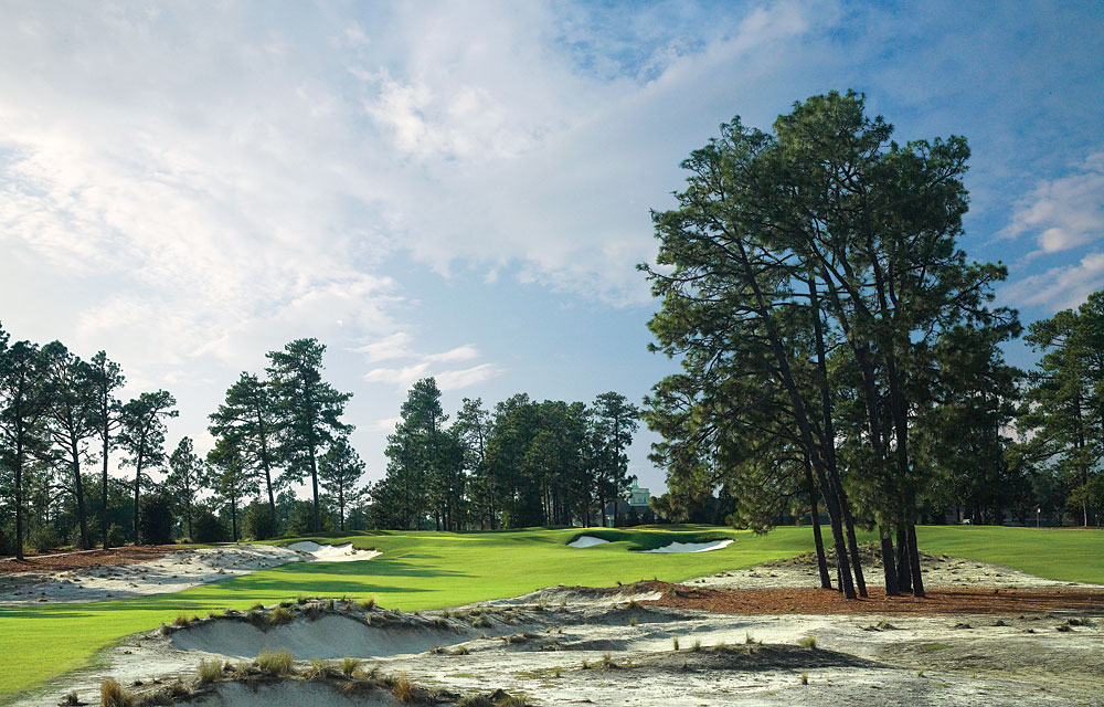 RENOVATION OF THE YEAR                       Pinehurst (No. 2)                       Pinehurst, N.C.