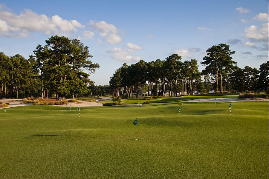 It is named after a Pinehurst estate with its own miniature golf course built in 1919.