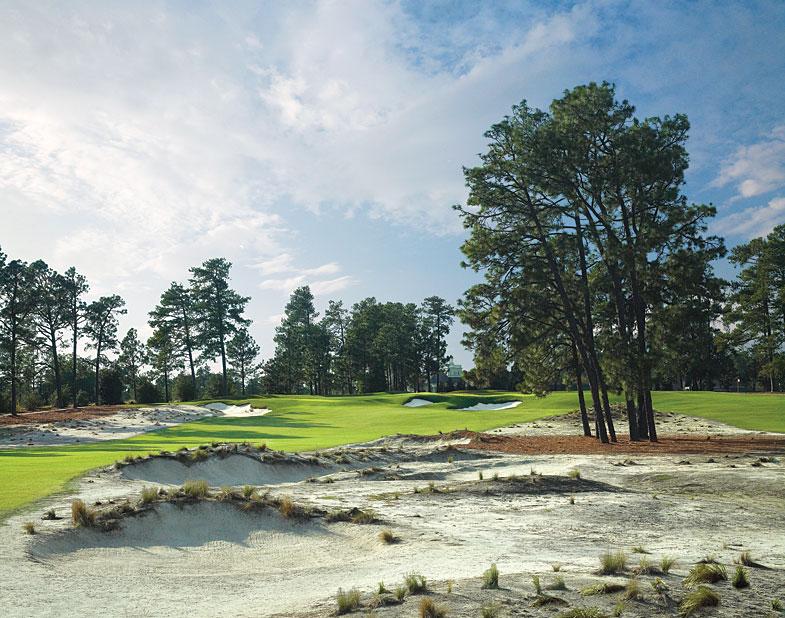 Pinehurst Resort; Pinehurst, N.C.; 800-487-4653; pinehurst.com